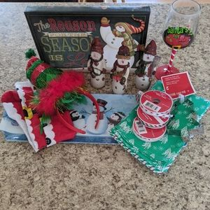 Bundle Assorted Holiday Items